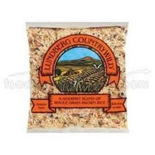 Country Wild Rice Mix, 25 LB, Lundberg
