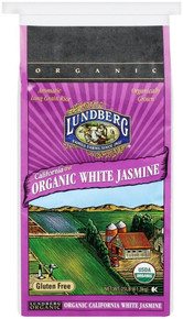 Jasmine, White Food Service, 25 LB, Lundberg