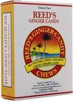 Ginger Chews, Bulk, 11 LB, Reed'S Inc.