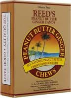 Peanut Butter Ginger Chews, 11 LB, Reed'S Inc.