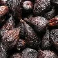 Black Figs, 30 LB, Dried Fruit