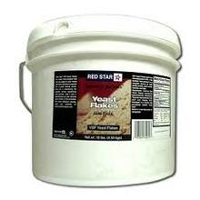 Mini Flake Yeast T-6335, Veget Support Formula, 10 LB, Red Star