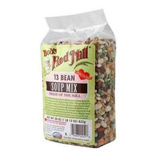 13-Bean Soup Mix, 25 LB, Bob'S Red Mill