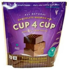 Chocolate Brownie Mix (Bulk), 1 of 25 LB, Cup4Cup