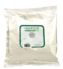 Allspice, Ground, Jamaican, 1 LB, Frontier Natural Products