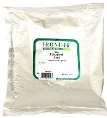 Fenugreek Seed, Whole, 1 LB, Frontier Natural Products
