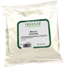 Mexican Seasoning, 1 LB, Frontier Natural Products
