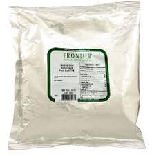 Salt, Himalayan Pink, Med Grind, 1 LB, Frontier Natural Products