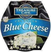 Blue Crumble Cup, 12 of 5 OZ, Treasure Cave