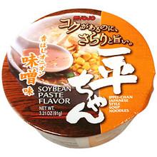 Myojo Ippei-chan Miso Ramen 3.24 oz  From Myojo
