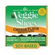 Cheddar, 12 of 7.3 OZ, Galaxy Nutritional Foods