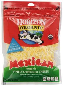Mexican, Shredded, 12 of 6 OZ, Horizon