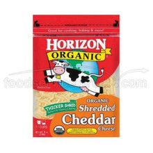 Mozzarella Fine Shred, 12 of 6 OZ, Horizon