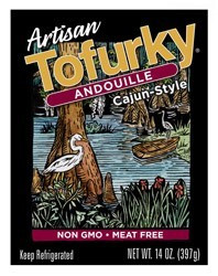 Andouille, 5 of 14 OZ, Turtle Island