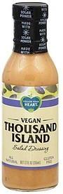 Thousand Island, Vegan, 6 of 12 OZ, Follow Your Heart