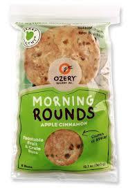 Apple Cinnamon, 6 of 12.7 OZ, Ozery