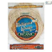 Multigrain, 6ct, 9 Inch, 12 of 13.1 OZ, Rudi'S Organic Bakery