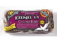 Cinnamon Raisin Spr Wheat, 6 of 24 OZ, Food For Life