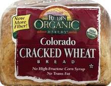 Colorado Cracked Wheat, 8 of 22 OZ, Rudi'S Organic Bakery