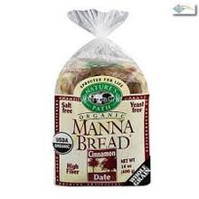 Date & Cinnamon, 8 of 14 OZ , Manna Organics