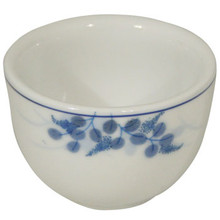 Blue Berries Tea Cup 3'  From B&T Trading