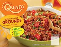 Beef Style Grounds, 12 of 12 OZ, Quorn