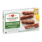 Chicken & Sage Breakfast, 12 of 7 OZ, Applegate Farms