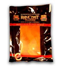 Wild, Smoked - Lox Style, 10 of 4 OZ, Raincoast Trading