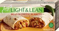 Burrito, Bean & Cheese, 12 of 6 OZ, Amy'S