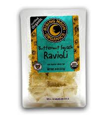 Butternut Squash, Vegan, 6 of 8 OZ, Rising Moon Organics