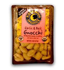 Garlic & Basil, 6 of 8 OZ, Rising Moon Organics
