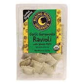 Garlic Gorgonzola, 6 of 8 OZ, Rising Moon Organics