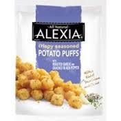 Crispy Seasoned Potato, 12 of 19 OZ, Alexia Foods