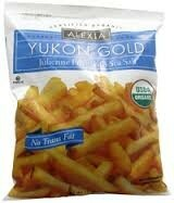 Julienne w/Sea Salt, 12 of 15 OZ, Alexia Foods