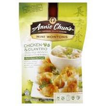 Chicken & Cilantro, 9 of 8 OZ, Annie Chun'S