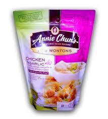 Chicken & Garlic, 9 of 8 OZ, Annie Chun'S