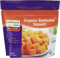 Butternut Squash, 12 of 10 OZ, Earthbound Farm