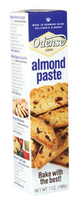 Almond Paste, 12 of 7 OZ, Odense