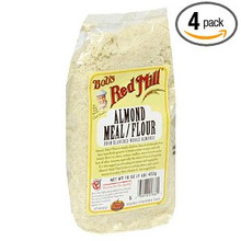 Almond Meal/Flour, 4 of 16 OZ, Bob'S Red Mill