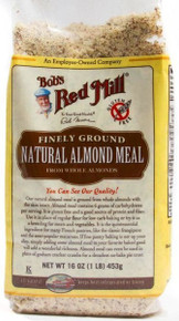 Almond Meal, Natural, 4 of 16 OZ, Bob'S Red Mill