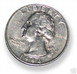 Steel Core Quarter