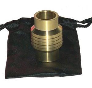Brass Penny Tube