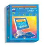 Theory Games Piano for Windows/Macintosh (Version 1.5) - Levels
