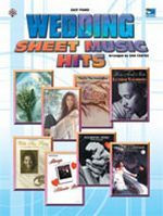 Wedding Sheet Music Hits