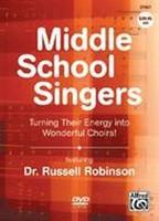 Middle School Singers DVD