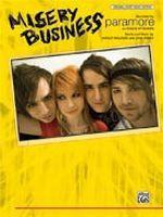 Misery Business - Sheet Music