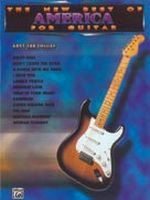 The New Best of America for Guitar