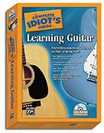 The Complete Idiot's Guide to Learning Guitar CD-ROM