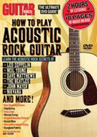 Guitar World: How to Play Acoustic Rock Guitar DVD