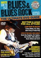 Guitar World: How to Play Blues & Blues Rock Guitar DVD